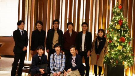 日本平ホテルディナー